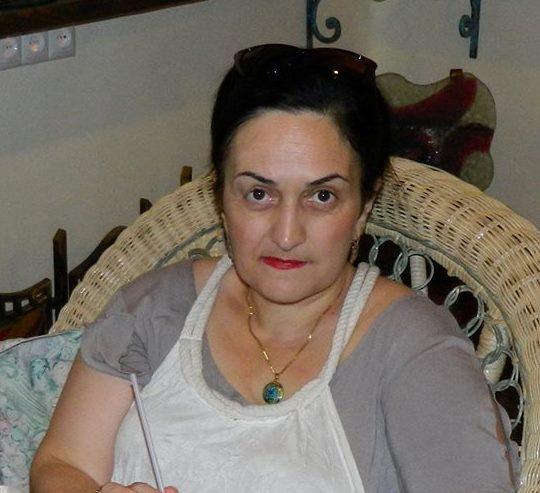 მაია ხარებავა